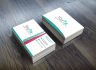 design a neat and creative business card in 4 hours
