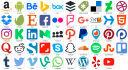 give 49 premium social media logo designs in psd, eps, svg