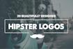create an retro vintage logo