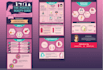 design modern and stunning infographic within 24 hrs