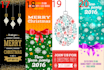 design your exact PROFESSIONAL Christmas Invite you want