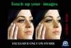 touch up your any images