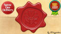 put your Logo or Text on WAX Seal