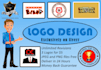 design a facinating logo