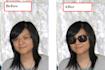 do a face swap, face modification, or both