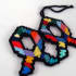 handcraft a rainbow fish christmas ornament
