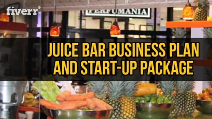 smothie bar buisness plan The original juice and smoothie bar business plan this business plan is over 60 pages in length, with financial schedules background of proposed business product.