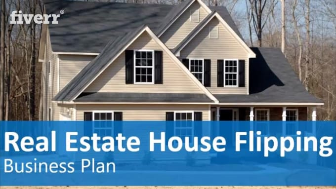 Real Estate Flipping Business Plan