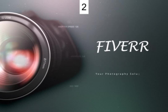add your photography logo in these camera intros