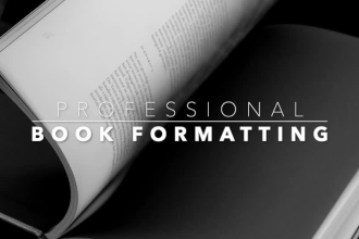 design your book professionally for print PDF