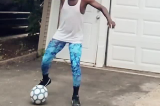 make a soccer skill video for you