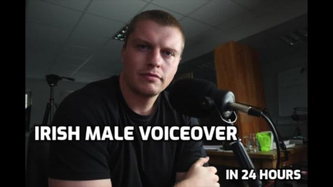 Cameron Laird: Irish Voiceover Artist, Sound Designer, Podcast Host & Producer (Impromptu Career-Launch Story)