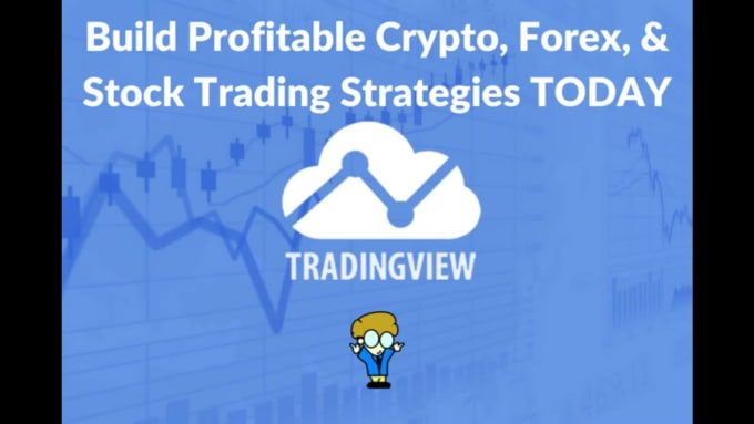 Create your tradingview trading strategy and indicator by ...