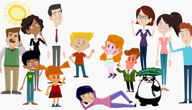 Customize A 60 Sec Animation Cartoon Video For You By Roomwithaircon