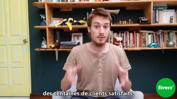 Translate english to french for serious businesses by