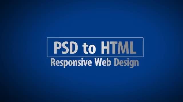 convert psd,figma,pdf to HTML