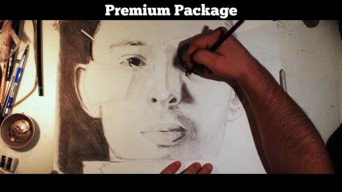 Do A Speed Drawing Stop Motion Animation Video Of Your Logo By Phalbo Fiverr