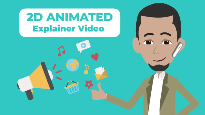 2D Animated Video