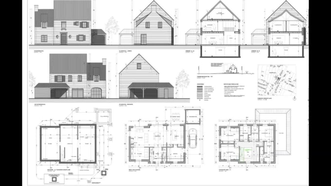 Draw Your Architectural Floor Plans And Working Drawings By Williamolsen