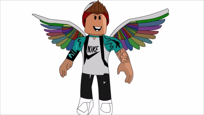 Draw Roblox Character Anime Draw Your Roblox Character By Absithenoob