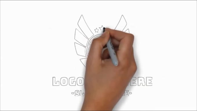Do A Speed Drawing Stop Motion Animation Video Of Your Logo By Zefilhovieira
