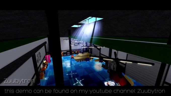Make A 4k Roblox Cinematic By Zuubytron