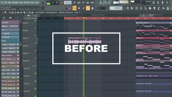 make a remix, edit, mashup of everything you need