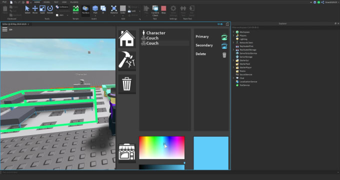 Script Anything For You In Roblox Studio By Rigbot