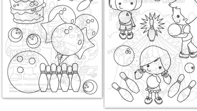 - Design Printable Coloring Pages For Children Book By Hoangnhu13