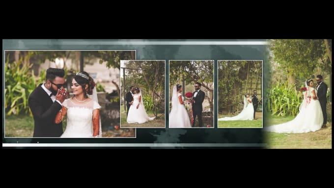 Do Best Wedding Albums Designs By Skylightteams Fiverr
