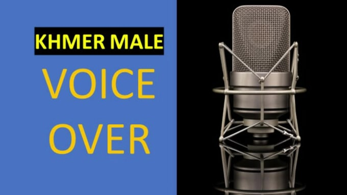 Khmer Talents for Voice Recording