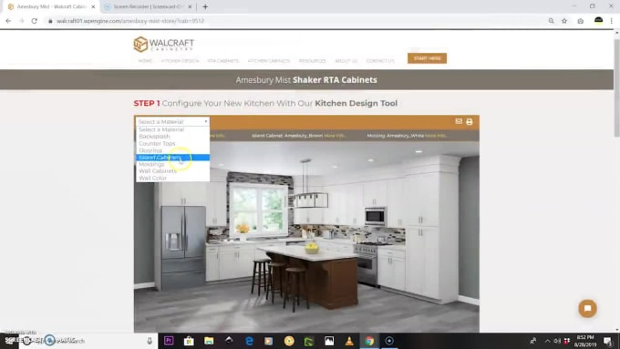 Add An Interactive Kitchen Bath Design App For Ur Website By Khawaryaqoob
