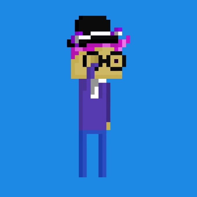 Make A Short Gif Of A Roblox Avatar In Pixel Art By Harrybeest