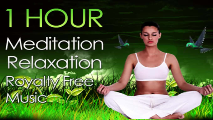 Send 1 Hour Meditation Relaxation Royalty Free Music By Gexgig
