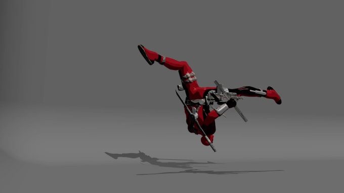 create stylized 3d character for your game or animation