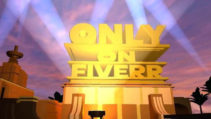 Create 20th Century Fox Intro By Craigforster