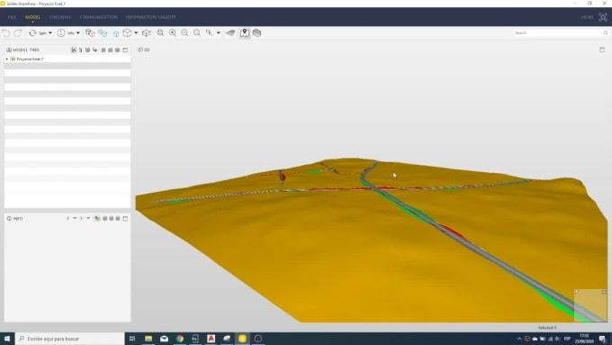 Road Design Civil Engineering By Wilsonajtun