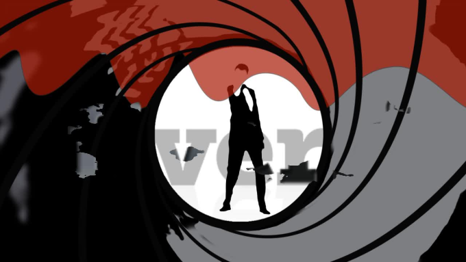 Mccharacter I Will Create A James Bond Intro With Your Logo And Slogan For 5 On Www Fiverr Com