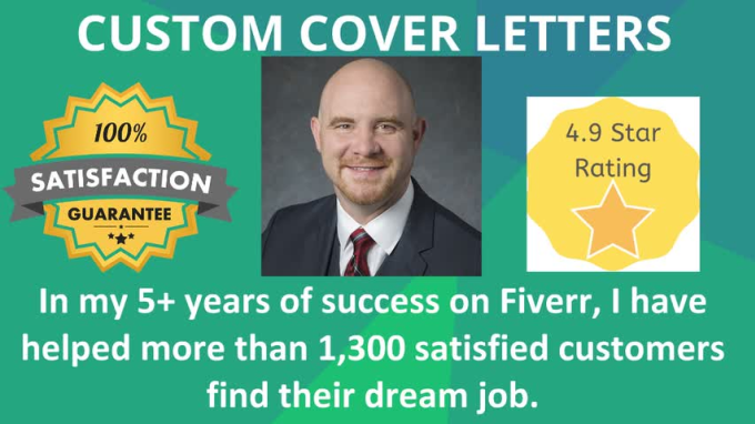 write a custom cover letter for your job application