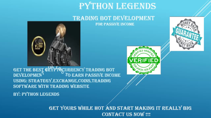 python_legend : I will build currency converter api, arbitrage crypto  trading bot for $40 on www fiverr com