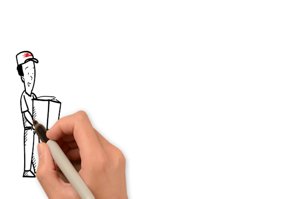 create an eye catching whiteboard animation digital hand drawn