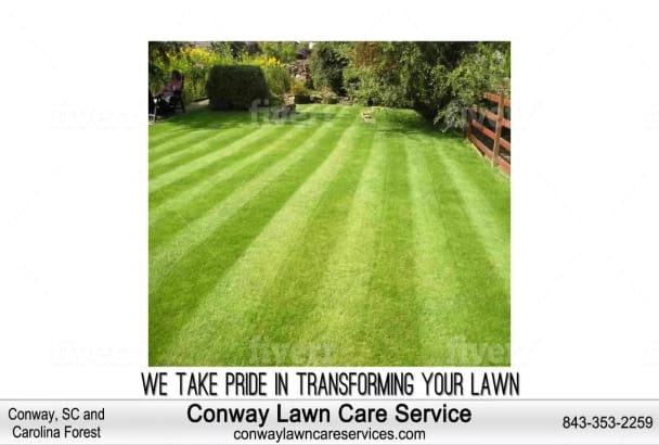 Make This New Lawn Care Video By Provideoz1 Fiverr