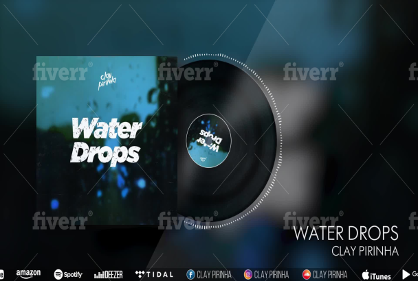 create music visualizer for your song