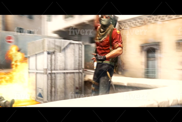 make a csgo montage out of your clips