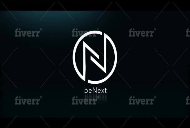 create this stunning animated logo video intro