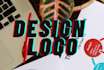 design amazing customized logo for your business