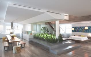 Architecture & Floor Plans